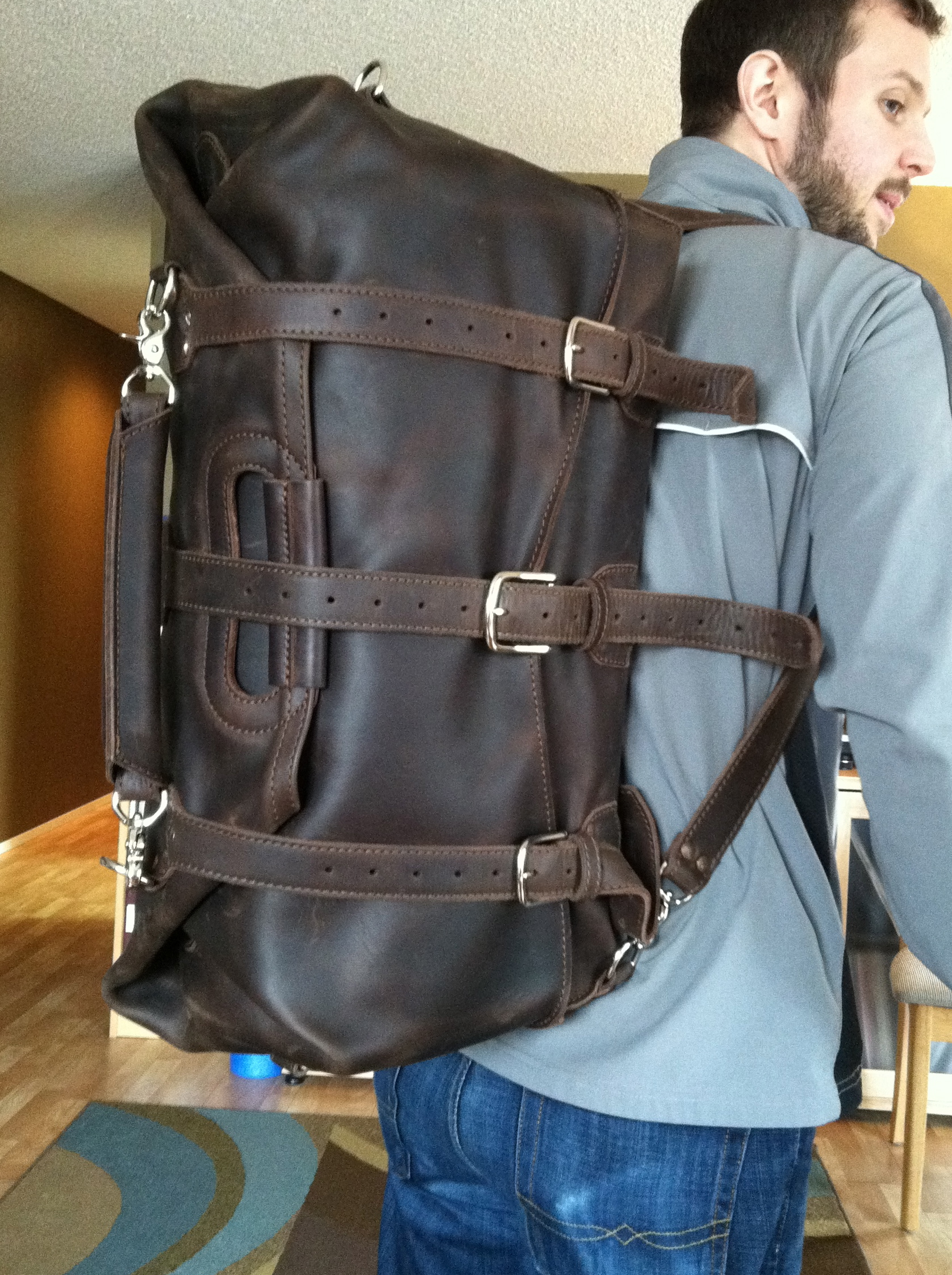 fcf188b999 The backpack configuration ...